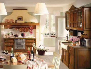Итальянская кухня La Priora фабрики Lubiex