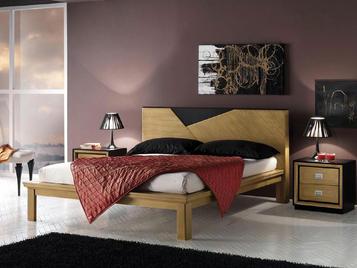 Итальянская спальня Modulor фабрики Lubiex