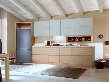 Итальянская кухня Milano фабрики Lubiex