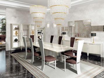 Итальянская гостиная Desire фабрики Vismara Design