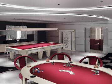 Итальянская мебель для игровых комнат Desire фабрики Vismara Design