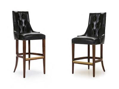 Итальянские  барные стулья фабрики SEVENSEDIE