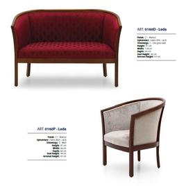Итальянские современные кресла и диваны фабрики SEVENSEDIE