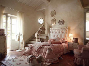 Итальянская детская спальня Botero фабрики VOLPI