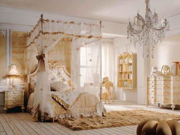 Итальянская детская спальня Romeo фабрики VOLPI