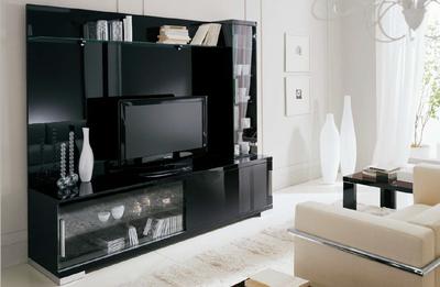 Итальянская стенка для ТВ SIENA фабрики ALF