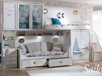 Итальянская детская коллекция Sailor фабрики PELLEGATTA