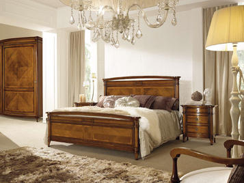 Итальянская спальня Carlotta фабрики SIGNORINI & COCO