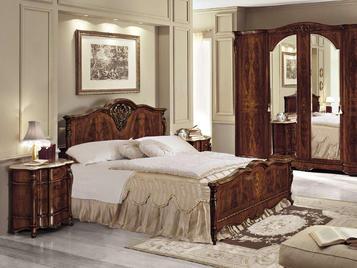 Итальянская кровать Partenope фабрики SIGNORINI & COCO