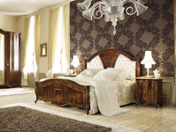Итальянская кровать Principessa фабрики SIGNORINI & COCO