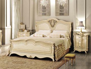 Итальянская кровать Partenope Laccata фабрики SIGNORINI & COCO