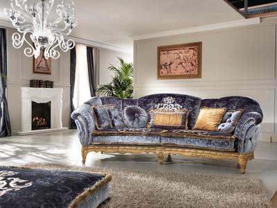 Итальянская мягкая мебель DIAMOND фабрики CIS SALOTTI