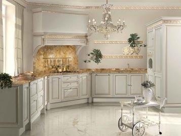 Итальянская кухня композиция 01 фабрики Angelo Cappellini