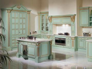 Итальянская кухня композиция 02/2 фабрики Angelo Cappellini