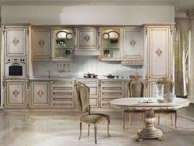 Итальянская кухня композиция 05 фабрики Angelo Cappellini