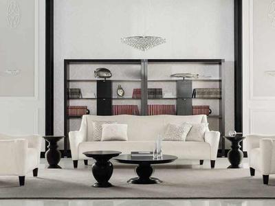 Итальянская мягкая мебель Opera Andrej фабрики Angelo Cappellini