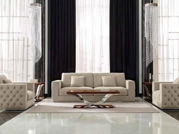 Итальянская мягкая мебель Opera Raimond фабрики Angelo Cappellini