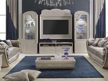 Итальянская мебель для ТВ Navi фабрики Morello Gianpaolo