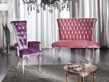 Итальянские мягкая мебель Vegas & Tropez фабрики Morello Gianpaolo