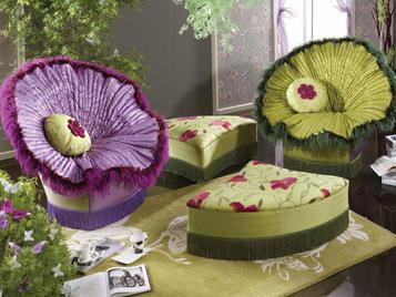Итальянские кресла Butterfly фабрики Morello Gianpaolo
