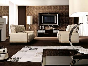 Итальянская мягкая мебель Atlantique фабрики Florence Collections Композиция A20