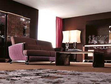 Итальянская гостиная Atlantique фабрики Florence Collections Композиция A24