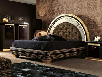 Итальянская спальня Atlantique фабрики Florence Collections Композиция A28