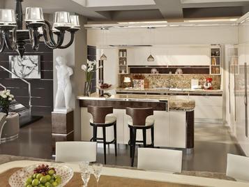 Итальянская кухня Atlantique фабрики Florence Collections Композиция A71