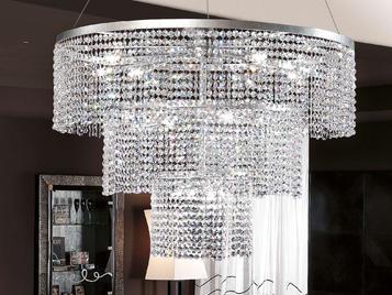 Итальянские люстры и лампы Atlantique фабрики Florence Collections