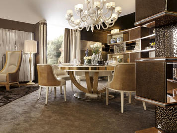 Итальянская гостиная Abitare фабрики Florence Collections