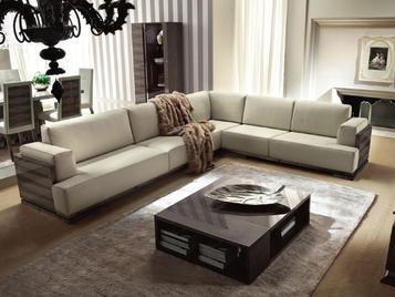 Итальянская мягкая мебель Monaco фабрики A.L.F Group