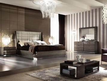 Итальянская спальня Monaco фабрики A.L.F Group