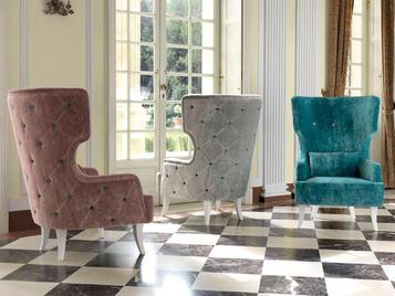 Итальянские кресла Donna Four Season фабрики Stilema
