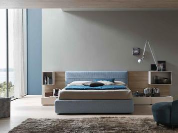 Итальянская кровать Infinito фабрики Orme