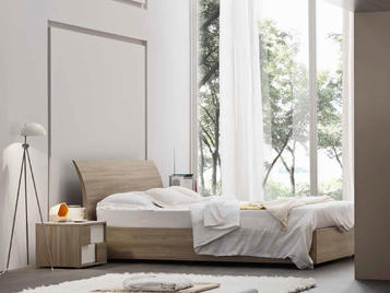 Итальянская спальня Loge Tebe фабрики Orme