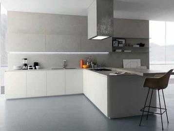 Итальянская кухня Glasstone фабрики Zampieri