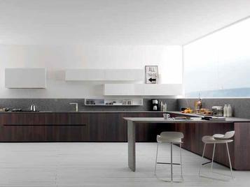 Итальянская кухня Y collection фабрики Zampieri