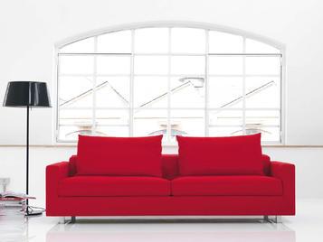 Итальянская мягкая мебель Hola фабрики Biba Salotti