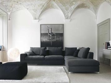 Итальянская мягкая мебель Thomas фабрики Biba Salotti