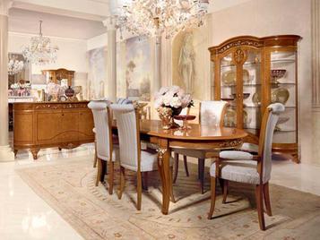 Итальянская гостиная Diamante Radica фабрики BARNINI OSEO