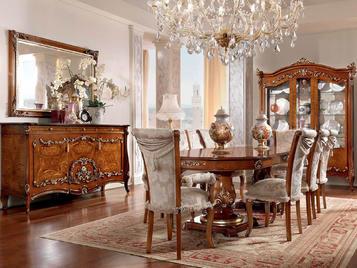 Итальянская гостиная Prestige Plus Noce фабрики Barnini Oseo