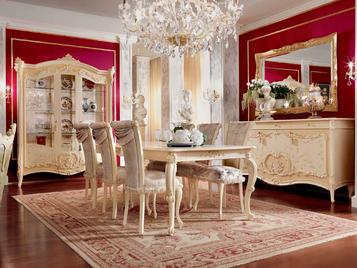 Итальянская гостиная Prestige Plus Lacca Antica фабрики Barnini Oseo