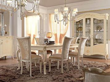 Итальянская гостиная Prestige Lacca Antica фабрики BARNINI OSEO