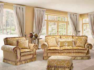 Итальянская мягкая мебель Edy Lifestyle Collection фабрики BM Style