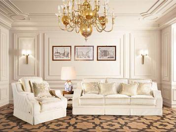 Итальянская мягкая мебель Smeraldo Lifestyle Collection фабрики BM Style