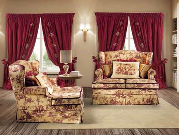 Итальянская мягкая мебель Thea Lifestyle Collection фабрики BM Style