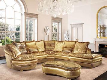 Итальянская мягкая мебель Giove Lifestyle Collection фабрики BM Style
