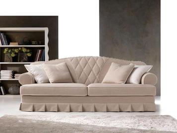 Итальянская мягкая мебель Sovana Linea Collection фабрики BM Style