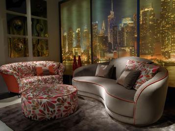 Итальянская гостиная News 2016 фабрики BM Style