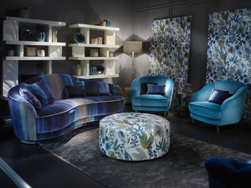 Итальянская мягкая мебель Lagoon Milano 2015 фабрики BM Style